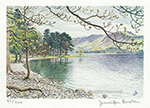 Spring on Derwent Water